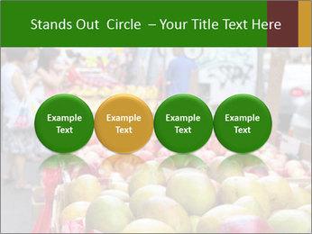Vegetable Market PowerPoint Template - Slide 76
