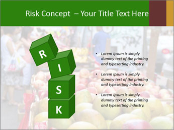 Vegetable Market PowerPoint Template - Slide 81