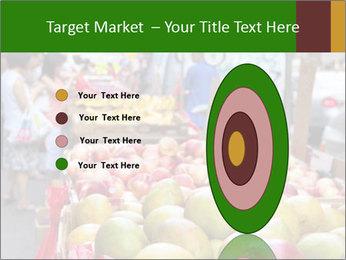 Vegetable Market PowerPoint Template - Slide 84