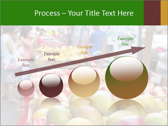Vegetable Market PowerPoint Template - Slide 87