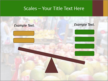 Vegetable Market PowerPoint Templates - Slide 89