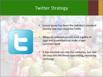 Vegetable Market PowerPoint Template - Slide 9