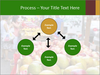 Vegetable Market PowerPoint Templates - Slide 91