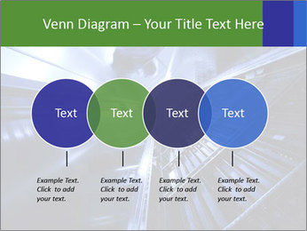 Blue Room Communications PowerPoint Template - Slide 32