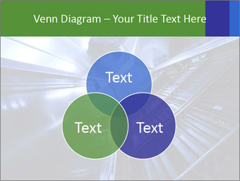 Blue Room Communications PowerPoint Template - Slide 33