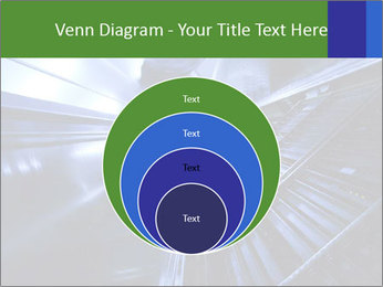 Blue Room Communications PowerPoint Template - Slide 34