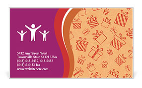 0000088898 Business Card Template