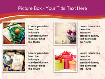 Drawn gifts PowerPoint Template - Slide 14