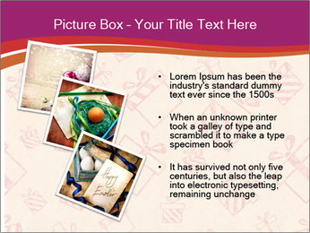 Drawn gifts PowerPoint Template - Slide 17