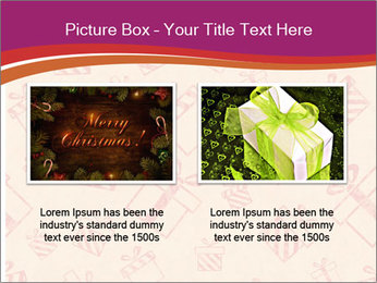 Drawn gifts PowerPoint Template - Slide 18
