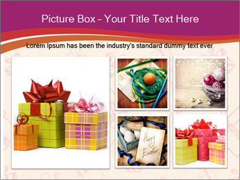 Drawn gifts PowerPoint Template - Slide 19