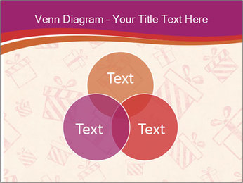 Drawn gifts PowerPoint Template - Slide 33