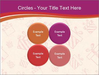 Drawn gifts PowerPoint Templates - Slide 38