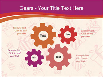 Drawn gifts PowerPoint Templates - Slide 47