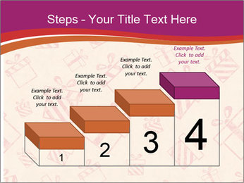 Drawn gifts PowerPoint Templates - Slide 64