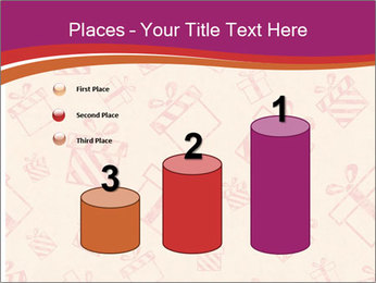 Drawn gifts PowerPoint Templates - Slide 65