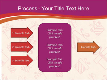 Drawn gifts PowerPoint Templates - Slide 85