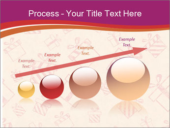 Drawn gifts PowerPoint Templates - Slide 87