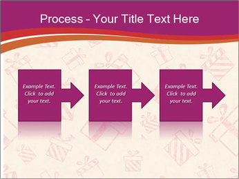 Drawn gifts PowerPoint Templates - Slide 88