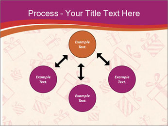 Drawn gifts PowerPoint Templates - Slide 91