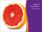 Grapefruit PowerPoint Templates