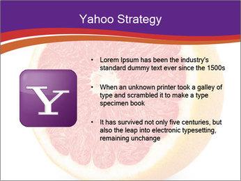 Grapefruit PowerPoint Template - Slide 11