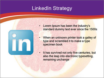 Grapefruit PowerPoint Template - Slide 12