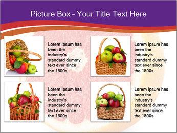 Grapefruit PowerPoint Template - Slide 14
