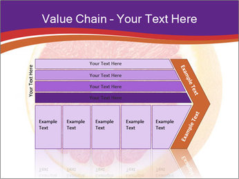Grapefruit PowerPoint Template - Slide 27