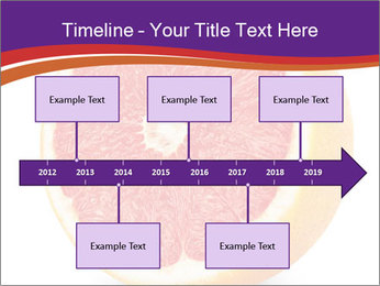 Grapefruit PowerPoint Template - Slide 28