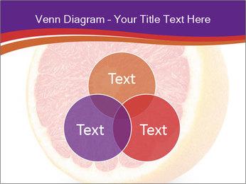 Grapefruit PowerPoint Template - Slide 33