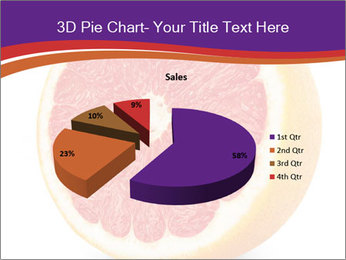 Grapefruit PowerPoint Template - Slide 35