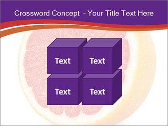 Grapefruit PowerPoint Template - Slide 39