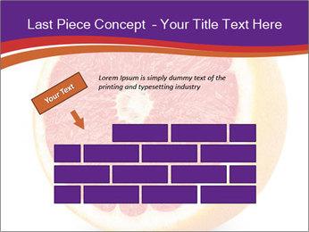 Grapefruit PowerPoint Template - Slide 46