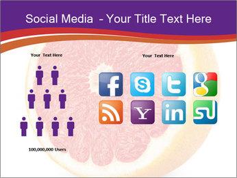Grapefruit PowerPoint Template - Slide 5