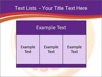 Grapefruit PowerPoint Template - Slide 59