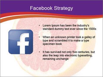 Grapefruit PowerPoint Template - Slide 6