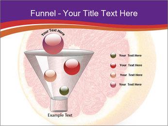 Grapefruit PowerPoint Template - Slide 63