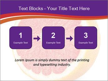 Grapefruit PowerPoint Template - Slide 71