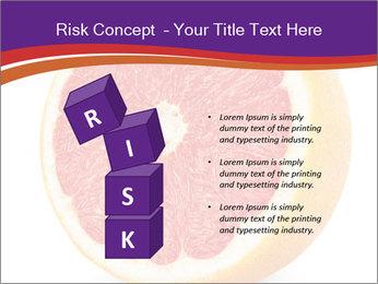 Grapefruit PowerPoint Template - Slide 81