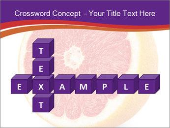 Grapefruit PowerPoint Template - Slide 82