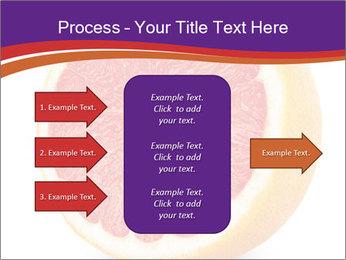 Grapefruit PowerPoint Template - Slide 85