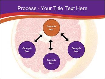Grapefruit PowerPoint Template - Slide 91
