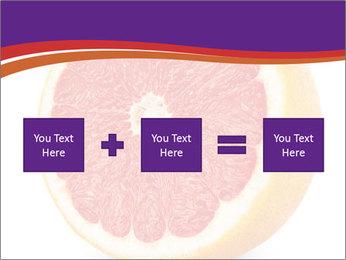 Grapefruit PowerPoint Template - Slide 95