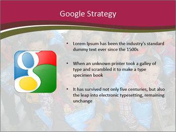 Chinese children PowerPoint Templates - Slide 10