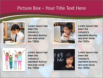 Chinese children PowerPoint Template - Slide 14