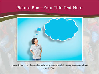 Chinese children PowerPoint Template - Slide 15