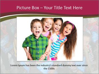 Chinese children PowerPoint Template - Slide 16