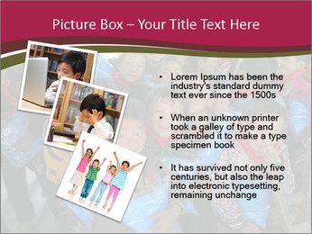 Chinese children PowerPoint Template - Slide 17