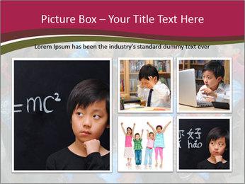 Chinese children PowerPoint Template - Slide 19